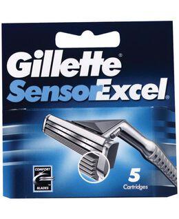 Sensor Excel 5 Pack Blades