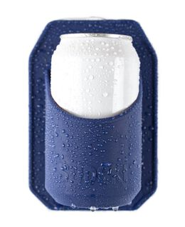 Sudski Shower Beer Holder   Navy