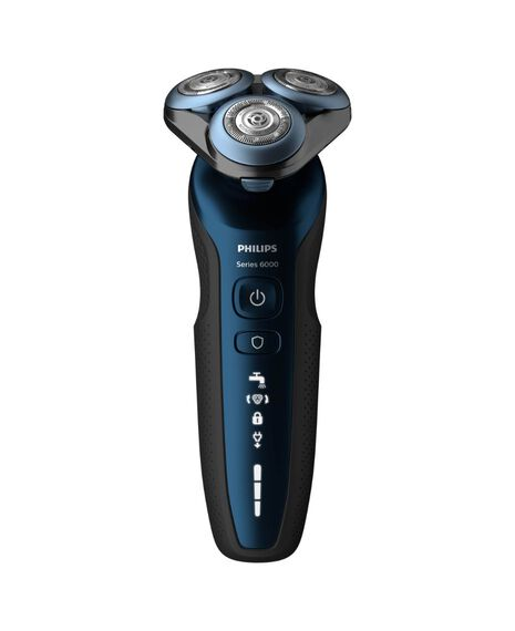 Series 6000 MultiPrecision Shaver with Precision and Nose Trimmer