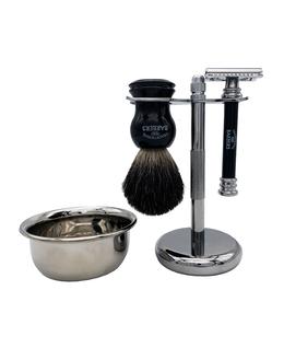 4 Piece Classic Shave Set