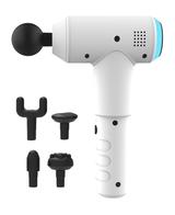 Handheld Physio Massager Gun with 5 attachments