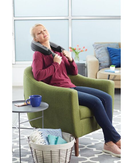 Vibration Neck Massager with Heat