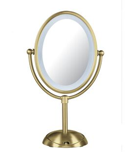 Gold Beauty Mirror