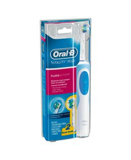 Vitality Floss Action Electric Toothbrush