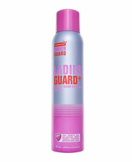 Ladies Guard - Sanitise and lubricate your Epilator or Shaver