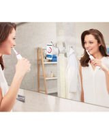 Genius 8000 Electric Toothbrush with 3 Replacement Brush Head Refills & Travel Case
