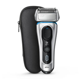 Series 8  Next Generation Wet & Dry Electric Shaver with Fabric Travel Case