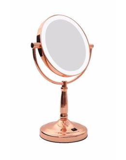 Rose Gold Beauty Mirror