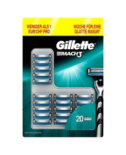 Mach3 Blades Refill 20 Pack